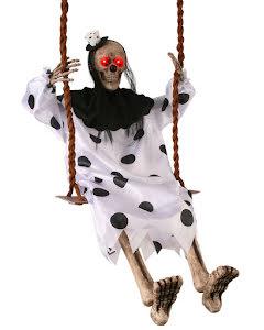 Hängade killer clown i gunga 54f2f9871890e
