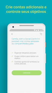 Social Bank Screenshot