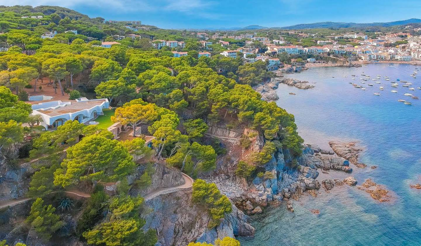 Seaside property with pool Calella de Palafrugell