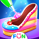 Fashion Shoe Cake Maker–High Heel Baking Cake Game Download on Windows