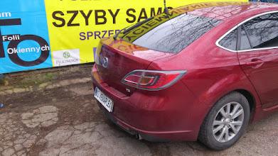 Photo: mazda 6 przyciemnianie szyb kraków małopolska atesty gwarancje tel 501 22 45 61 zapraszamy na www.venaplex.pl