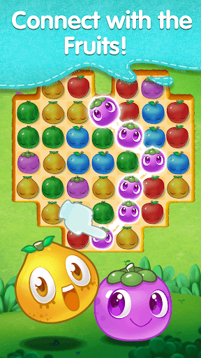 Fruit Splash Mania - Line Match 3 screenshots 2