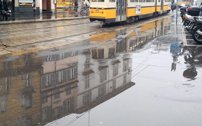 La città allo specchio di zanpa