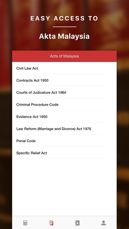 EasyLaw- Smart Tools About Law- screenshot