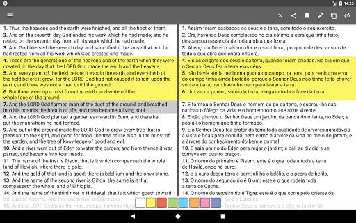 Bible Offline screenshot 10