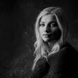 by Sverre Sebjørnsen - People Portraits of Women ( krogvold, vågå, thea )