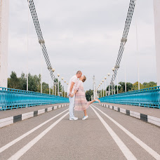 Wedding photographer Anna Makarova (Tinatin). Photo of 06.05.2018