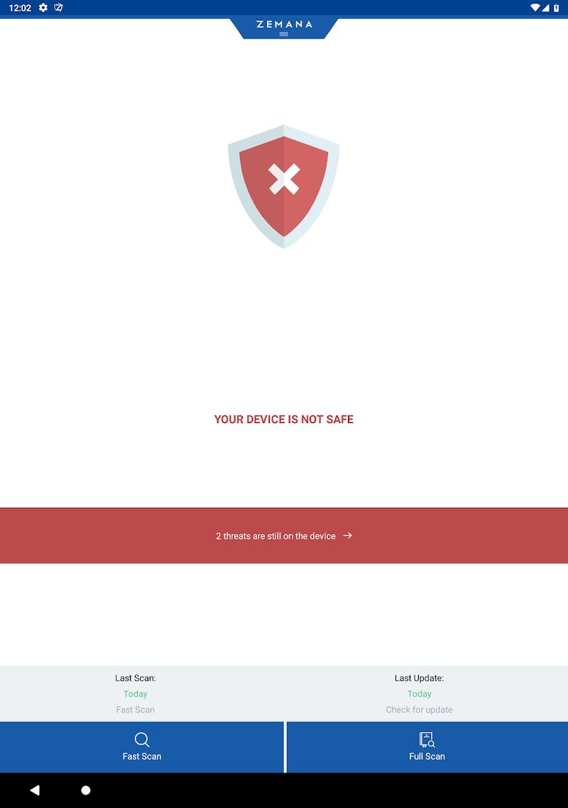 Zemana Antivirus 2019: Anti-Malware & Web Security Screenshot 6