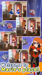Demon Princess Marie Apk Download For Android and Iphone 6