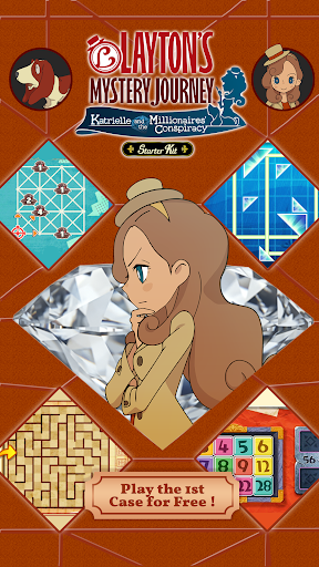 LAYTONu2019S MYSTERY JOURNEY  u2013 Starter Kit 1.0.0 screenshots 1