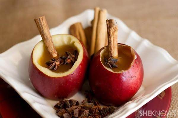 Apple Cider Cups Recipe