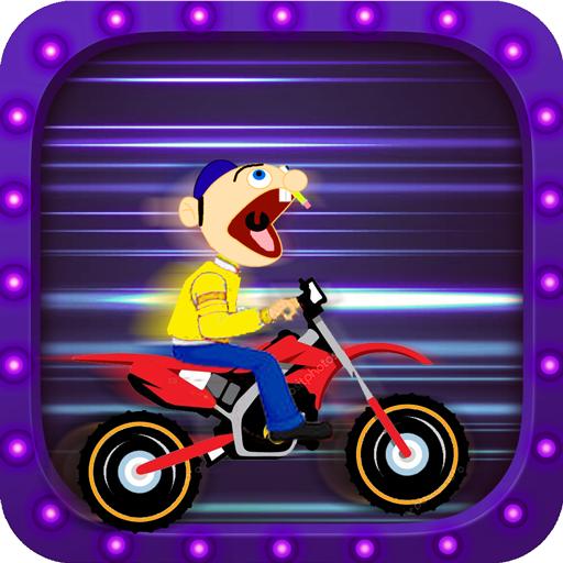 Jeffy Moto Race : SML Game
