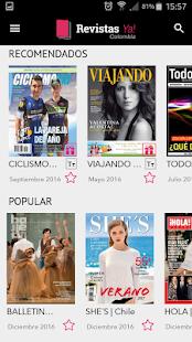 Revistas Ya! Colombia - náhled