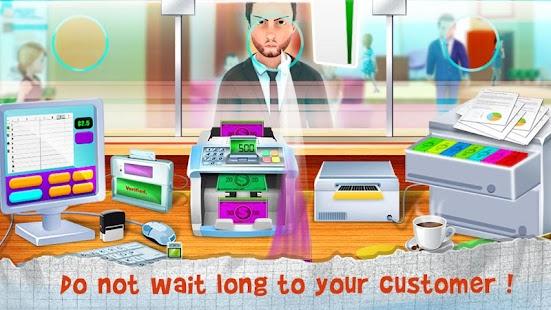 Bank Manager & Cashier- screenshot thumbnail