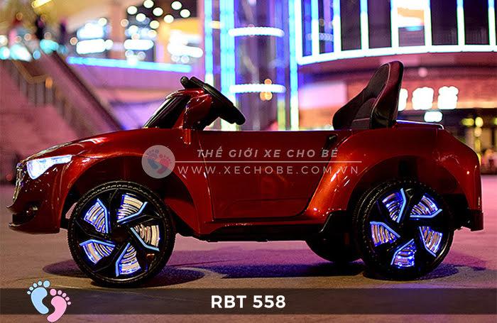 Xe hơi điện trẻ em RBT-558 2