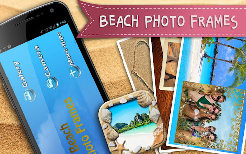 Beach Photo Frames 2