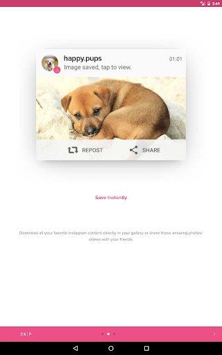 Save & Repost for Instagram 2.3.4 screenshots 10