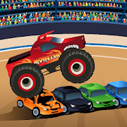 Monster Truck Game for Kids