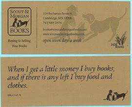Photo: Scout & Morgan Books