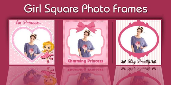 Girly Photo Frame World screenshot 0
