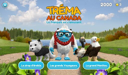Tréma au Canada