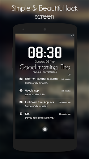 Hi Locker screenshot 1