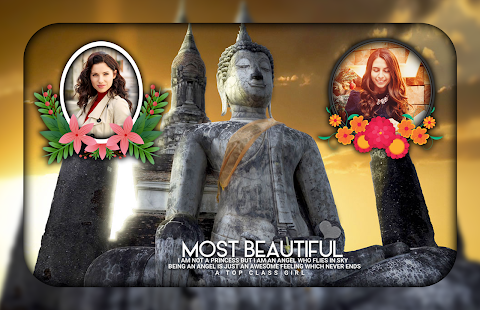 Download Lord Buddha Photo Frames For PC Windows and Mac apk screenshot 1