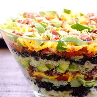 Mimi's Mexican Cornbread Salad.