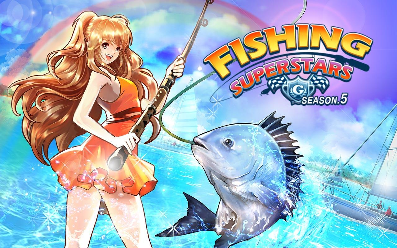 Fishing Superstars : Season5- screenshot