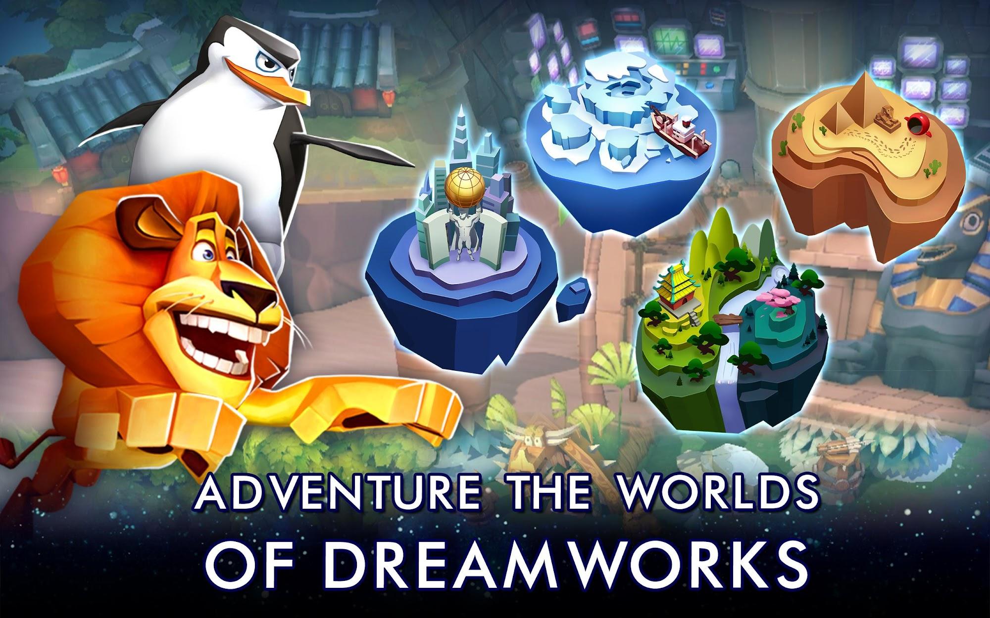 DreamWorks Universe of Legends screenshot #6