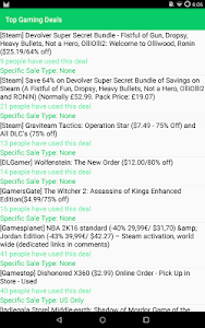 Top Gaming Deals screenshot 2