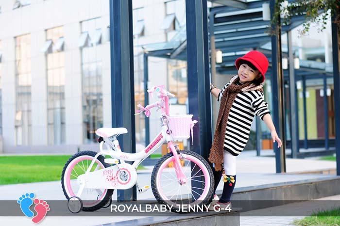 Xe đạp RoyalBaby Jenny G-4 12