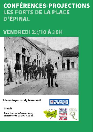 Conférence Jeanménil