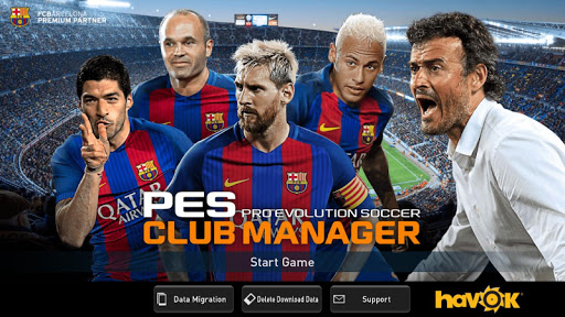 PES CLUB MANAGER for PC