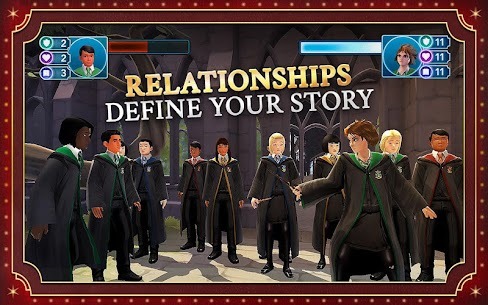 Harry Potter Hogwarts Mystery Mod Apk 2.9.1 [Unlimited Energy] 5