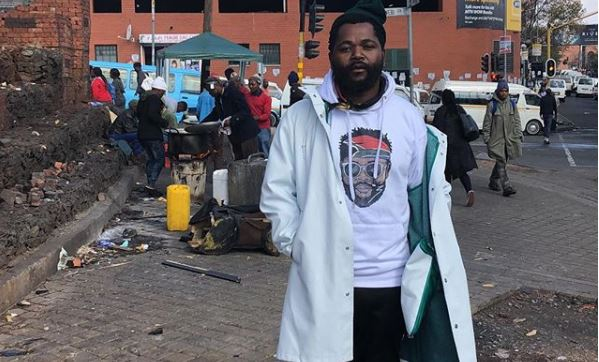 Sjava says the land needs to be returned to its rightful owners.