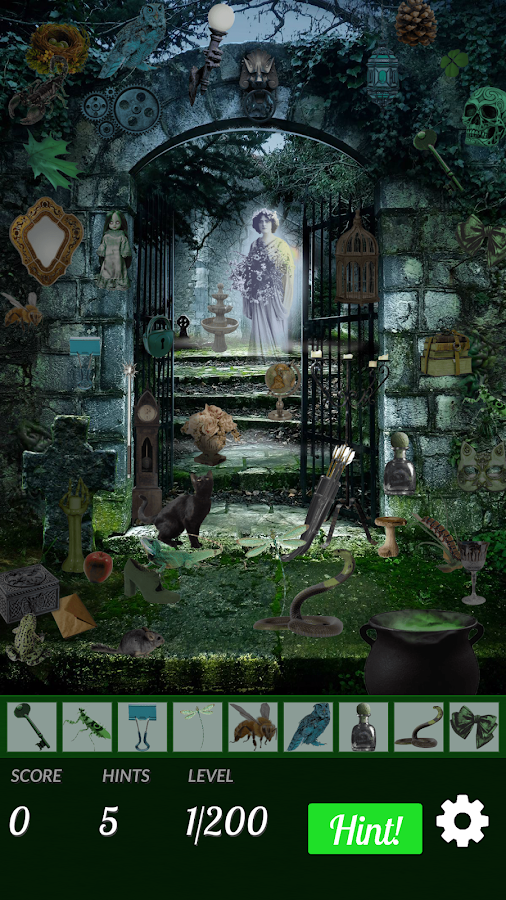 Hidden Object World- screenshot
