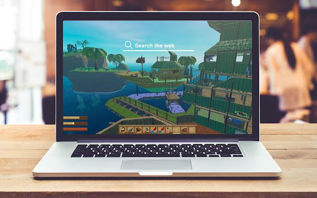 Raft HD Wallpapers Game Theme
