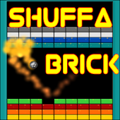 Shuffa Brick new Breakout game