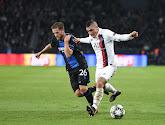 Mats Rits estime que le Club de Bruges méritait beaucoup mieux contre le PSG