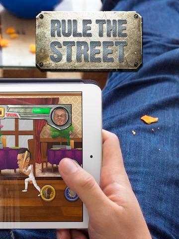 Screenshot 2 Celebrity Street Fight (ò_ó)