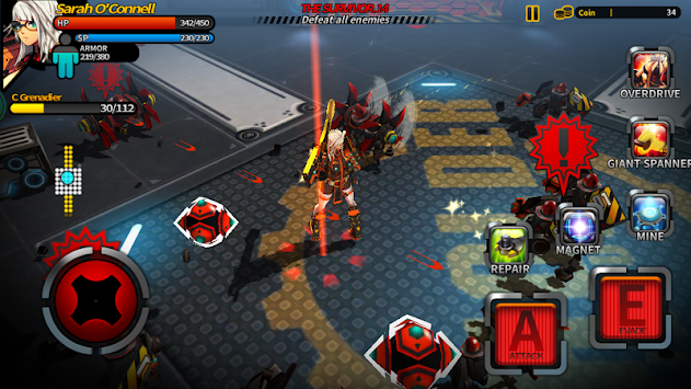 Smashing The Battle apk screenshot