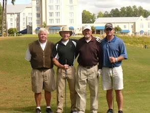 Photo: Sponsor: T. O. Eller (Team members not in order) Steve Safrit, Sr., Gene Curlee, Jimmy Hill, Steve Safrit, Jr.