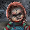Scary Doll Themed Launcher - Icons and Themes Pack 1.1.84-theme-splatter