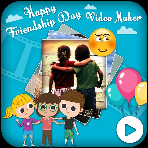 Happy Friendship Day Video Maker : Best Friend BFF