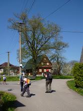 Photo: Chalupa a strom tamtéž.