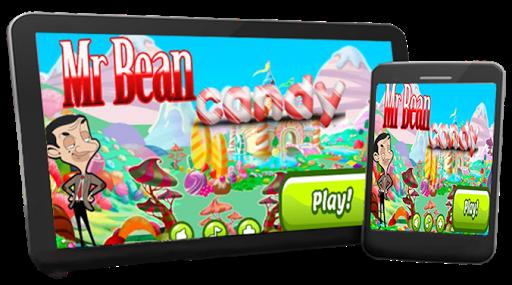 Mr Bean Candy