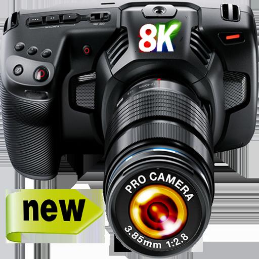 8K Ultra Pro Cam