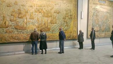 Photo: På covra opbevares en del museumgenstande.