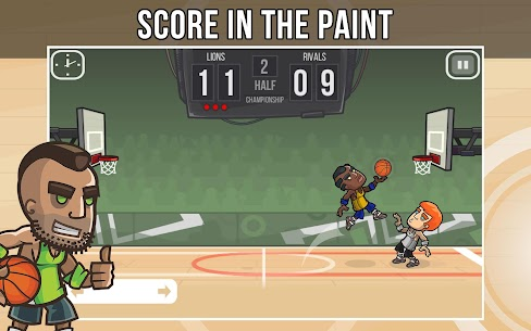 Basketball Battle 2.0.6 MOD (Unlimited Money) Apk 2